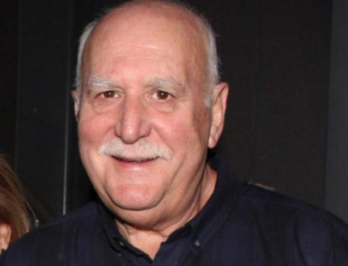ΑΝΤ1: Ευχάριστη είδηση για τον Γιώργο Παπαδάκη