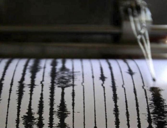 Σεισμός - ταραχή: 5,5 Ρίχτερ πριν από λίγο