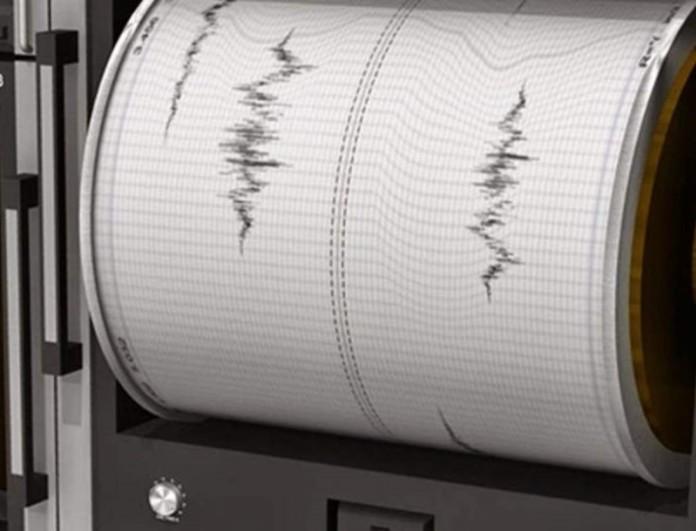 Σεισμός τώρα: Περιοχή