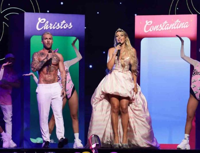 J2US: Η Κωνσταντίνα Σπυροπούλου ντύθηκε Barbie και «τρέλανε» την κριτική επιτροπή