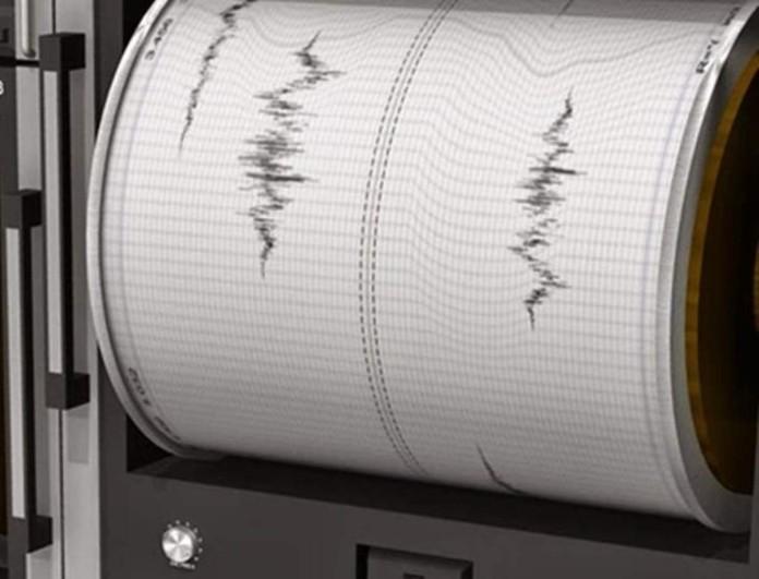 Δυο σεισμοί στην Ελλάδα μέσα σε μια ώρα