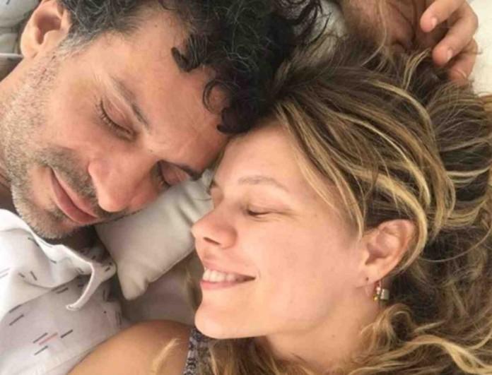 Γιώργος Χρανιώτης: Ξέσπασε σε κλάματα - Η συγκλονιστική φωτογραφία της Γεωργίας Αβασκαντήρα λίγο μετά την γέννα