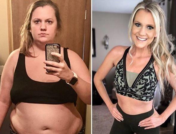 32χρονη έχασε 53 κιλά σε 365 μέρες κόβοντας την πιο κακιά συνήθεια - Το μυστικό που θα σου αλλάξει την ζωή