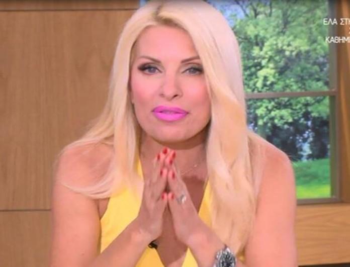 Ελένη: Έκανε την ανακοίνωση που όλοι περιμέναμε για τον Alphatv - Τι αποκάλυψε για την αποχώρηση της;