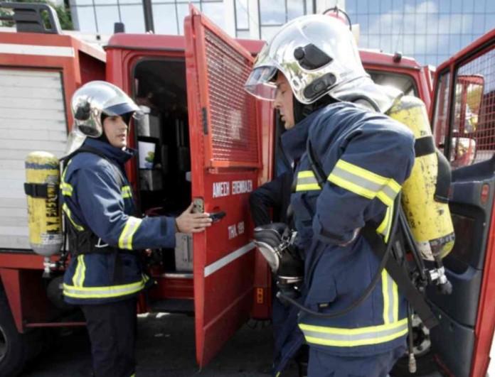 Συναγερμός στον Ασπρόπυργο - Ξέσπασε πυρκαγιά