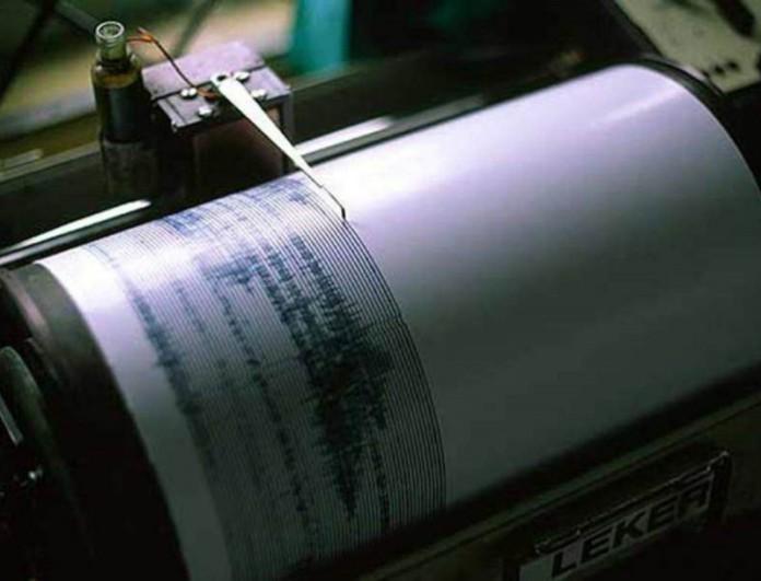 Ισχυρός σεισμός 5,2 Ρίχτερ και μετασεισμός... καπάκι 3,2 Ρίχτερ