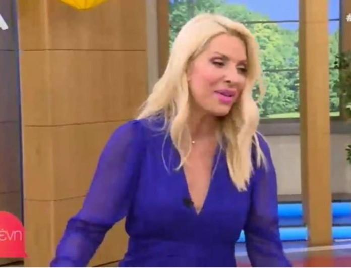 Οι νέες ατάκες της Ελένης on air: