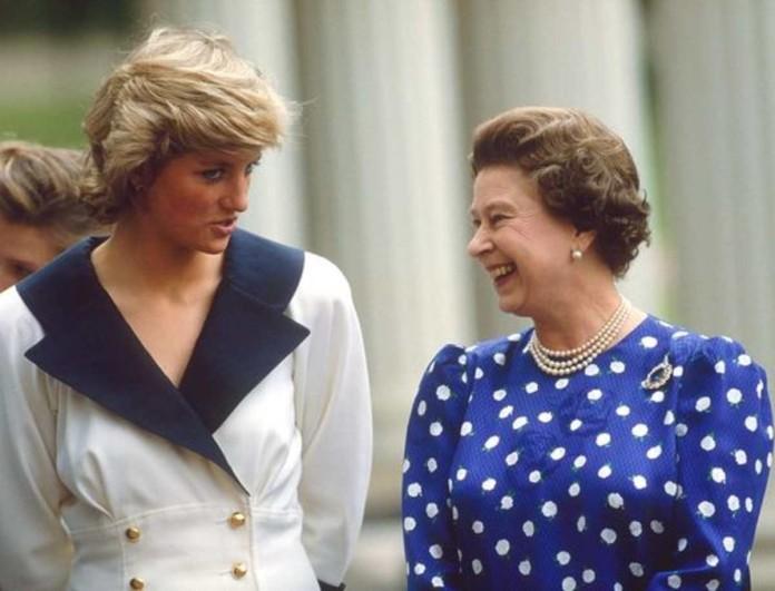 Αποκαλύφθηκε το μυστικό του Buckingham - Η Ελισάβετ τα «έριξε» όλα στην Diana για τον διαλυμένο γάμο
