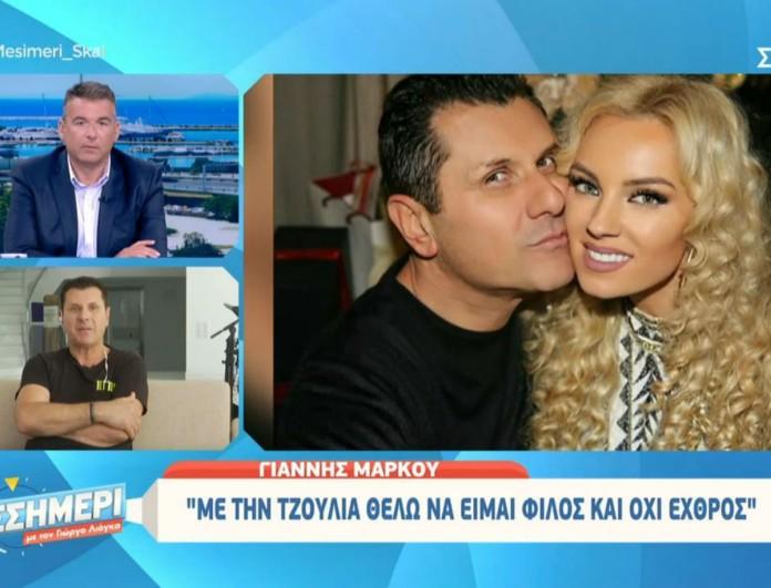 Γιάννης Μάρκου: