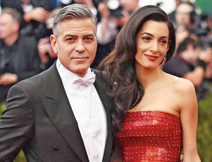 George Clooney - Amal Alamuddin: Αυτή είναι η πασίγνωστη ηθοποιός που φέρεται πως είναι το τρίτο πρόσωπο στη σχέση τους