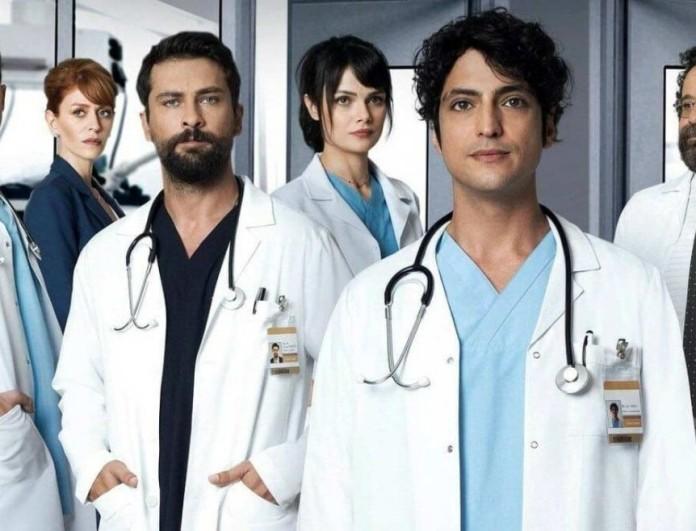Ο Γιατρός: Τέλος από τη σειρά του ΣΚΑΙ αυτά τα δυο πρόσωπα!