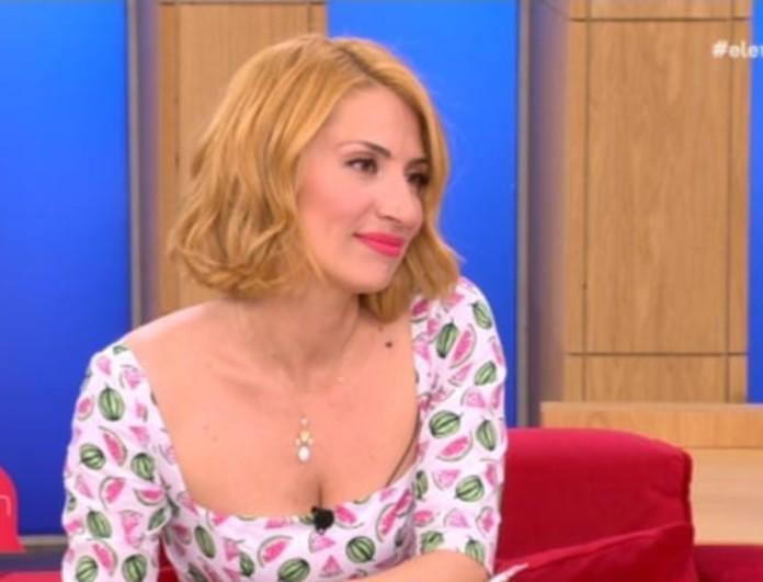 Μαρία Ηλιάκη: «Όταν αλλάζεις κι εσύ, φεύγουν και αρκετοί από...»