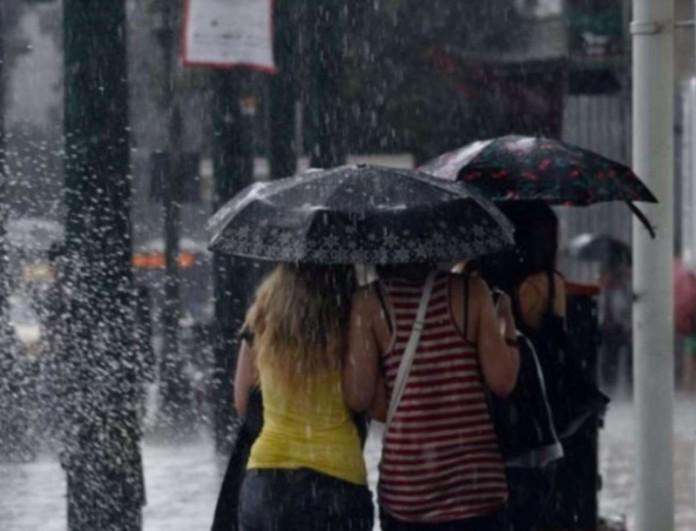 Έκτακτο δελτίο επιδείνωσης καιρού - Έρχονται καταιγίδες και χαλάζι
