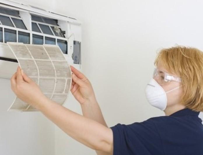 Καθάρισε το κλιματιστικό σου με μαγειρική σόδα - Τα 3 βήματα για να σκοτώσεις κάθε μικρόβιο