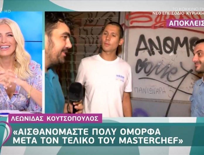 MasterChef: Αυτός είναι ο λόγος που ο Πάνος Ιωαννίδης απουσίαζε από την έξοδο των κριτών με Βαρθαλίτη - Σταυρή