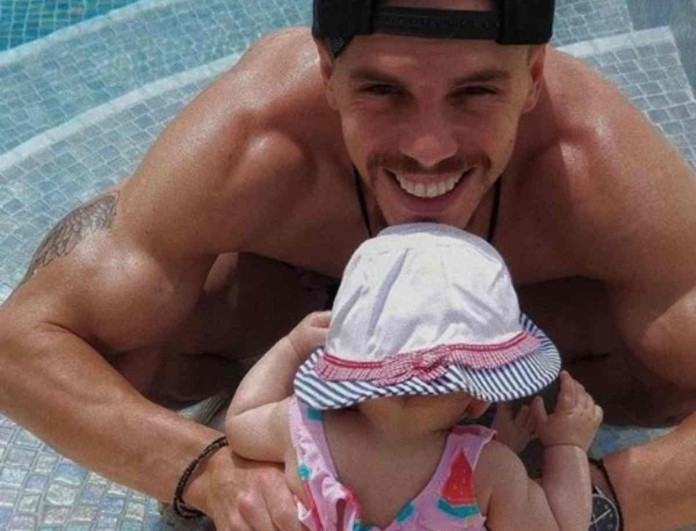 Λευτέρης Πετρούνιας: Πήρε την κόρη του στην προπόνηση και μας συγκίνησε