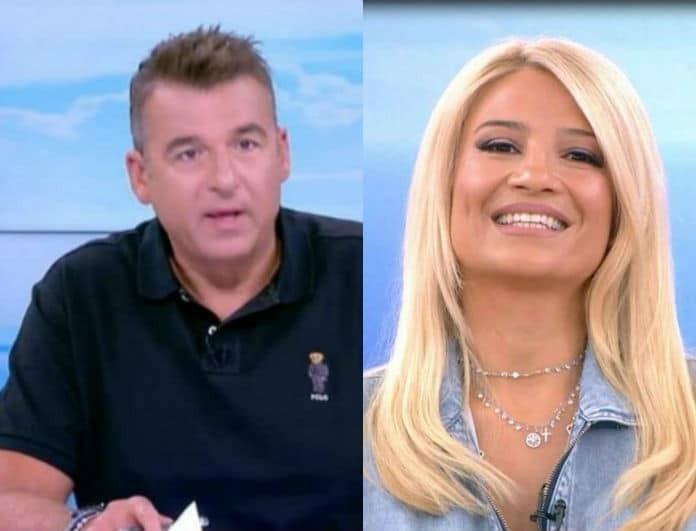 Φαίη Σκορδά VS Γιώργος Λιάγκας: Τον τσάκισε σε τέταρτα! Απίστευτα ποσοστά