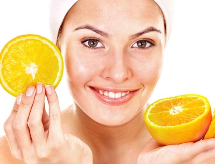 Σπιτική μάσκα προσώπου με μαγειρική σόδα και πορτοκάλι - Μέσα σε 20 λεπτά θα δεις διαφορά