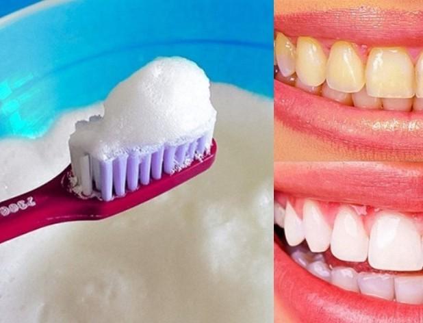 Φτιάξε σπιτική οδοντόκρεμα με μαγειρική σόδα - Ο τζάμπας, ζει...