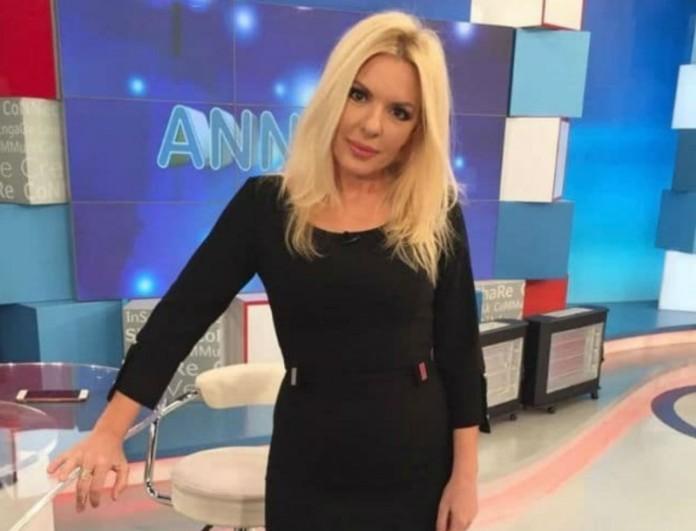 Αννίτα Πάνια: Μόλις έγιναν γνωστά τα δυσάρεστα νέα για την παρουσιάστρια του OPEN