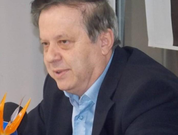 Θρήνος - Πέθανε ο Βασίλης Αντωνόπουλος