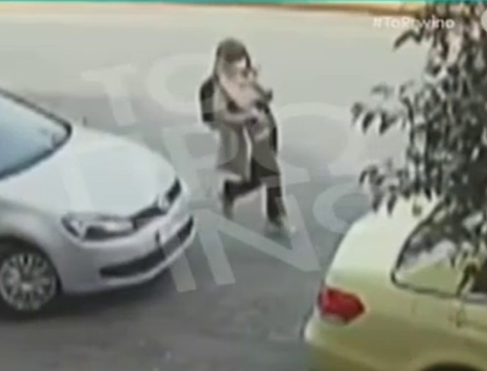 Επίθεση βιτριόλι: Νέο βίντεο ντοκουμέντο με την 35χρονη αφού επιτέθηκε στην Ιωάννα