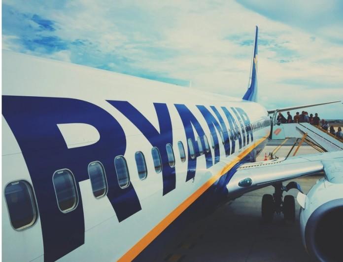 Ryanair: Προσφορά λίγων ωρών - Που σε στέλνει με λιγότερο από 9 ευρώ;