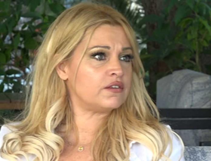 Συγκλονίζει η Σαμπρίνα: «Έχω δει φρικιαστικές στιγμές στα 6 μου»