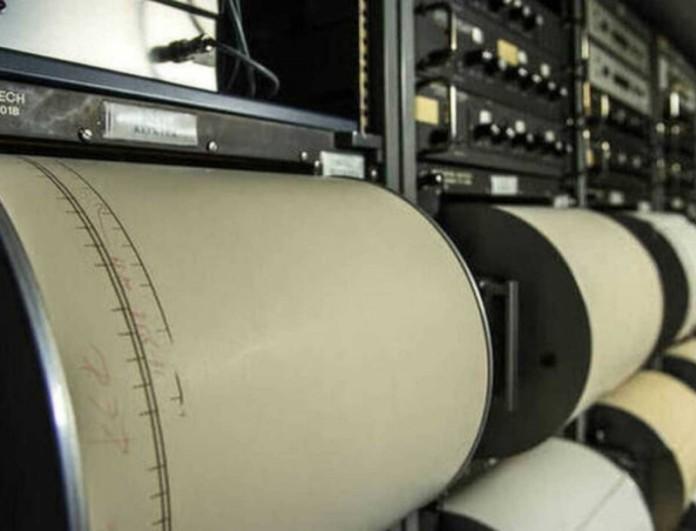 5,6 Ρίχτερ σεισμός έσπειρε τον πανικό σήμερα