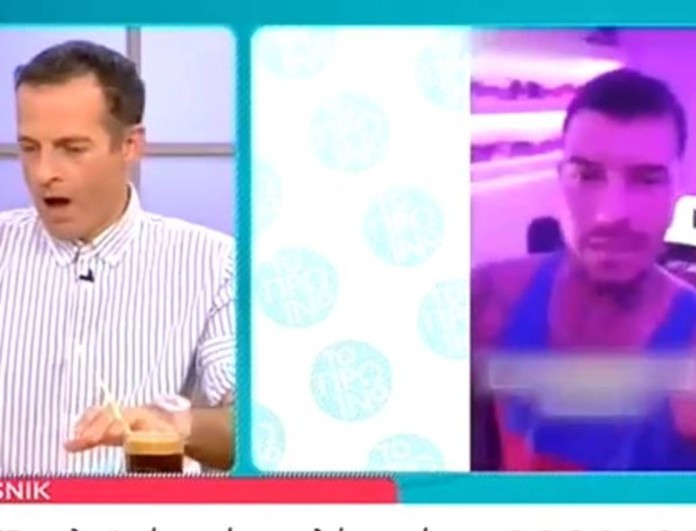 Snik: Η απίστευτη δήλωση για την Ηλιάνα Παπαγεωργίου - «Η γκόμενα μου είναι...»