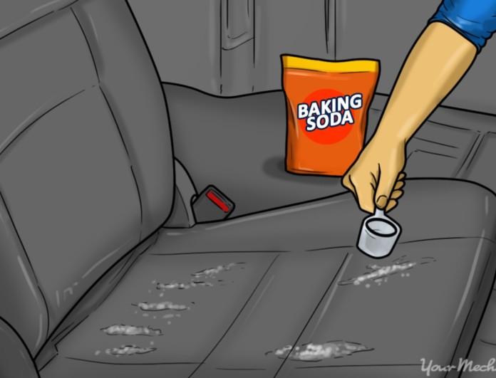 Εσύ γνώριζες γιατί πρέπει να έχεις πάντα μαγειρική σόδα στο αμάξι σου; Θα σε σώσει από τα χειρότερα!
