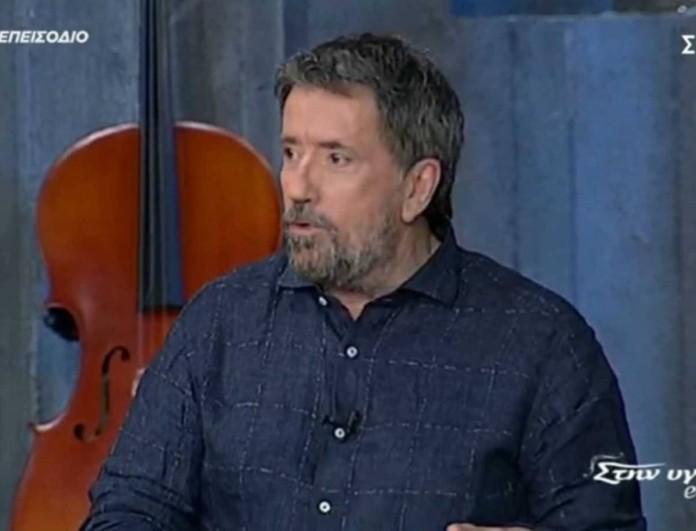 ΣΚΑΙ: Μονοψήφια τα νούμερα του Σπύρου Παπαδόπουλου στην τελευταία εκπομπή «Στην υγειά μας ρε παιδιά»