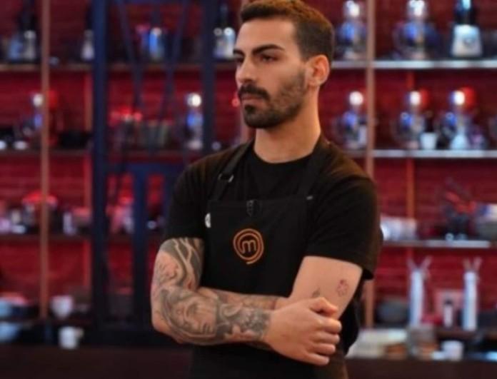 Σταυρής Γεωργίου: Η πρώτη ανάρτηση μετά τον τελικό του MasterChef