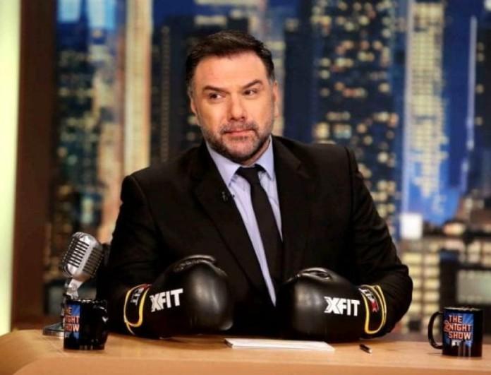 ΑΝΤ1: Χαμός με τον Γρηγόρη Αρναούτογλου και το The 2night show