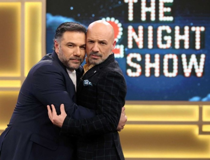 The 2night show: Ταραχή στον ANT1 με τα νούμερά του - Δείτε πόσο πήγε