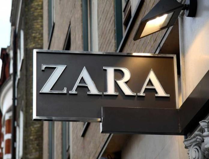 Εκπτώσεις -75% στα Zara - Μόνο με 5,99 ευρώ ένα μαύρο σικάτο φόρεμα