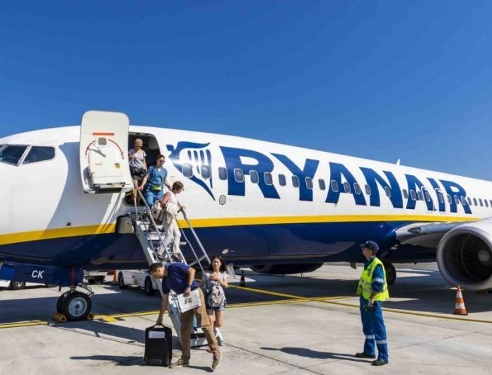 Πέτα με 9,98 ευρώ σε νησιά της Ελλάδας - Απόψε λήγει αυτή η προσφορά της Ryanair