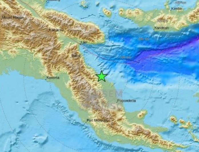 Σεισμός - τρόμος: 6,9 Ρίχτερ