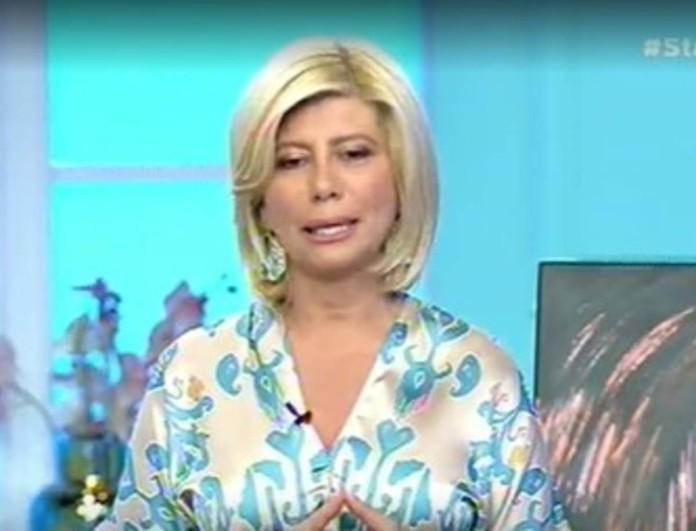 Η Ζήνα Κουτσελίνη ανακοίνωσε την αποχώρηση στο τέλος της εκπομπής της