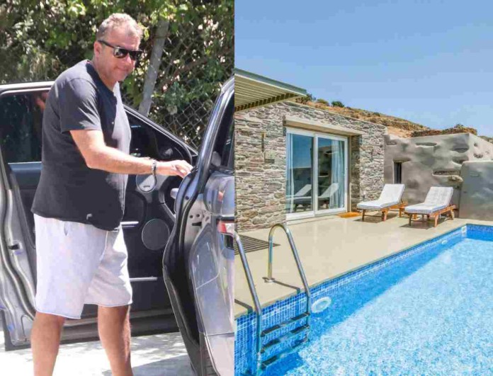 Γιώργος Λιάγκας: Όντως τώρα; Τόσο κοστίζει μία βραδιά στο ξενοδοχείο που κάνει διακοπές