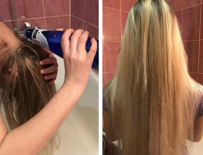 Άλλαξε μόνη σου το χρώμα των μαλλιών σου! Φτιάξε σπιτικό σαμπουάν με κανέλα και μαλακτικό!