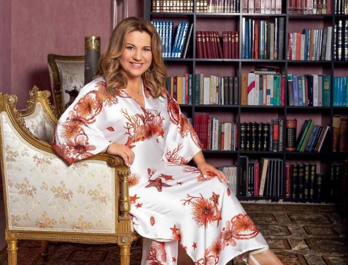 Δέσποινα Μοιραράκη: Φωτογραφίες μέσα από το σπίτι της στην Γλυφάδα - Η συγκλονιστική διακόσμηση
