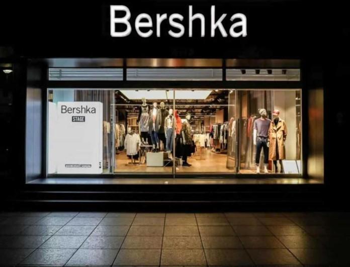 Bershka: Στα πατώματα