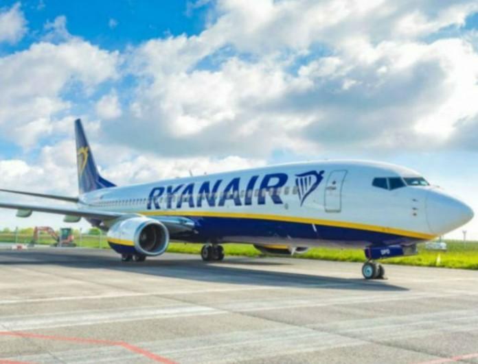 Προσφορά Ryanair μέχρι σήμερα: Εισιτήρια μόνο 9,11 ευρώ