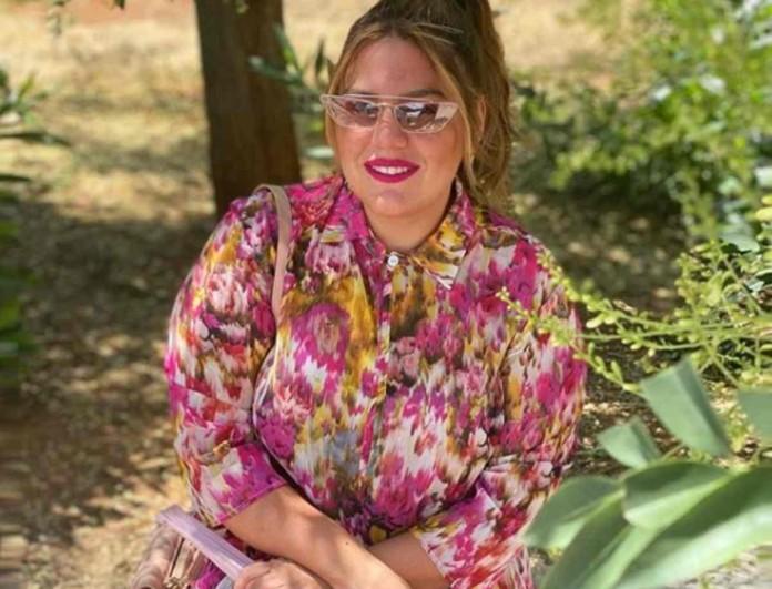Δανάη Μπάρκα: Ανέβασε ολόσωμη και άφιλτρη φωτογραφία με μπικίνι