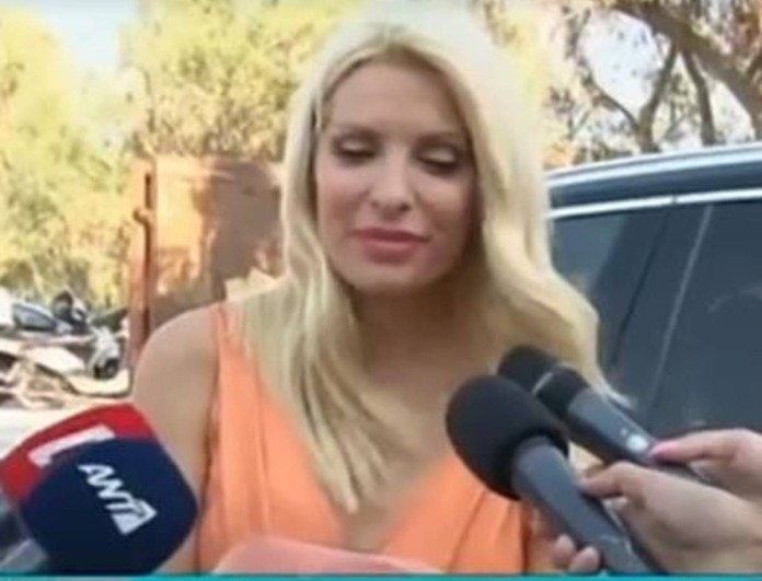 Ελένη: Δεν φαντάζεστε τι ψιθύρισε στους δημοσιογράφους λίγο πριν κλείσει την πόρτα του αυτοκινήτου της