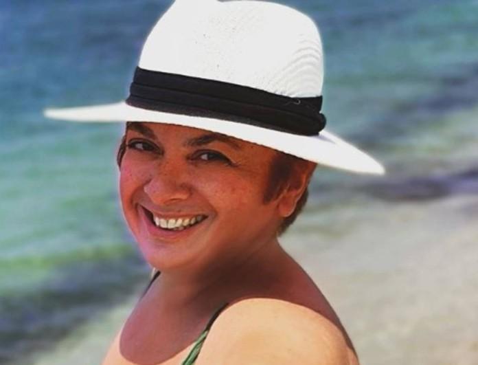 Η εξομολόγηση της Ελεάννας Τρυφίδου για τα κιλά της - «Πολλές φορές αυτή η γ...νη...»