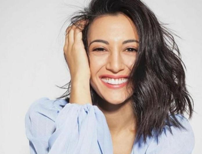 Ευγενία Σαμαρά: Γοητευτικός μελαχρινός με μούσια φίλος της αγαπημένης ηθοποιού - Δείτε το πρόσωπό του