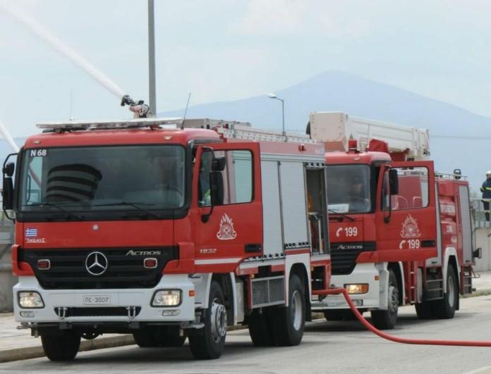Φωτιά στην Αττική - Κόκκινος συναγερμός στην πυροσβεστική