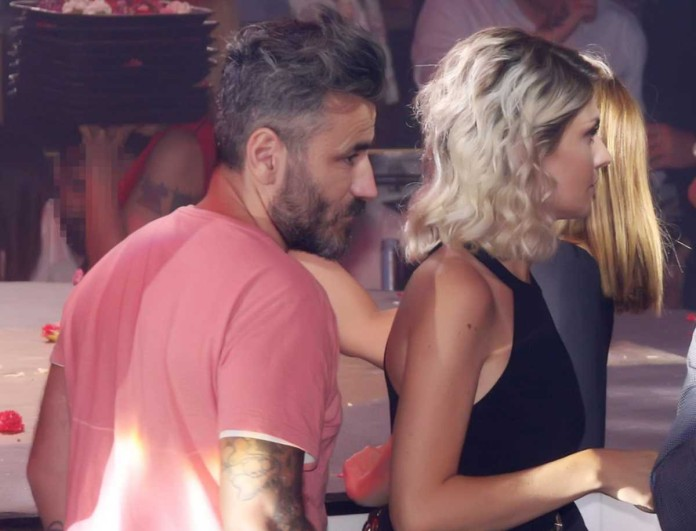 Γιώργος Μαυρίδης: Τα τρυφερά τετ-α-τετ με τη νέα του σύντροφο